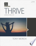 Thrive Bible Study Book