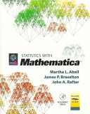 Pdf Statistics with Mathematica