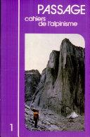 Pdf Passage Cahiers de lalpinisme tome 1 Telecharger