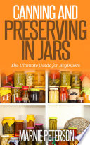 Canning and Preserving In Jars Pdf/ePub eBook