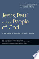 Jesus  Paul and the People of God Book