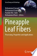 Pineapple Leaf Fibers
