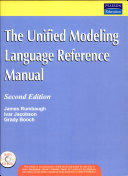 The Unified Modeling Language Reference Manual, 2/E (With Cd)