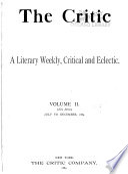 The Critic Book