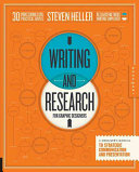 Writing and Research for Graphic Designers