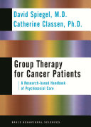 Group Therapy For Cancer Patients: A Research-based Handbook ...