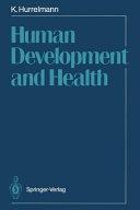 Human Development and Health
