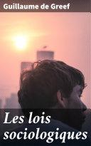 Les lois sociologiques [Pdf/ePub] eBook