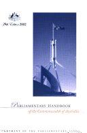 Parliamentary Handbook of the Commonwealth of Australia