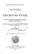 A Dictionary of Architecture