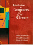 Introduction to computers and software