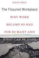 The Fissured Workplace Pdf/ePub eBook