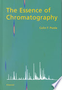 The Essence of Chromatography Book