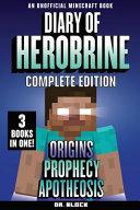 Pdf Diary of Herobrine