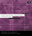 International Economic Integration