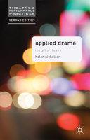 Applied Drama Pdf/ePub eBook