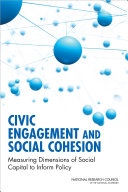 Civic Engagement and Social Cohesion