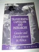 Transforming Capitalism and Patriarchy