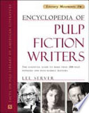 Encyclopedia of Pulp Fiction Writers Book Online