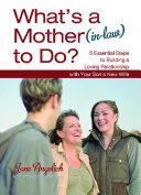 What's a Mother (in-Law) to Do? Book