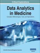 Data Analytics in Medicine