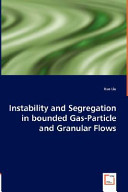 Instability and Segregation in bounded Gas Particle and Granular Flows