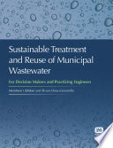 Sustainable Treatment and Reuse of Municipal Wastewater