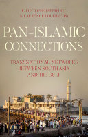 Pdf Pan-Islamic Connections Telecharger