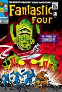 The Fantastic Four Omnibus Volume 2  New Printing
