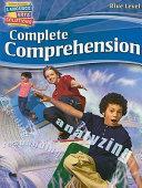 Complete Comprehension Grade 8 Book