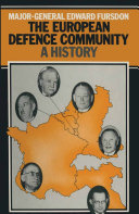 The European Defence Community: A History