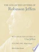 Robinson Jeffers Books, Robinson Jeffers poetry book