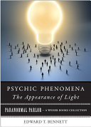 Psychic Phenomena  The Appearance of Light