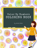 Color By Numbers Coloring Book for Kids Ages 3   Printable Version