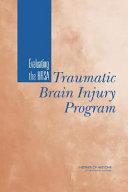 Evaluating the HRSA Traumatic Brain Injury Program Book