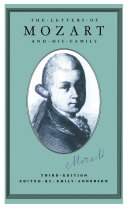 The Letters of Mozart and his Family Pdf/ePub eBook