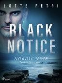Black Notice Pdf/ePub eBook