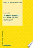 Towards a Critical Political Ethics