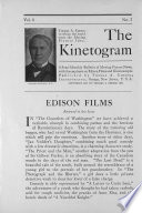 The Edison Kinetogram