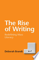 The Rise Of Writing Book