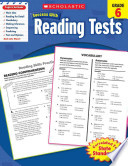 Reading Tests, Grade 6