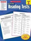 Reading Tests  Grade 6