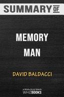 Summary of Memory Man (Memory Man Series)