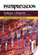 Nahum  Malachi