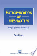 Eutrophication Of Freshwaters Book PDF