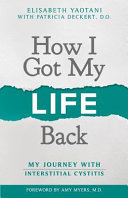 How I Got My Life Back Book