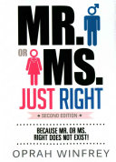 Mr Or Ms Just Right