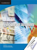 Books - Cambridge O Level Principles Of Accounts Workbook | ISBN 9781107604797