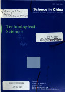 Science in China Book