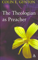 The Theologian As Preacher